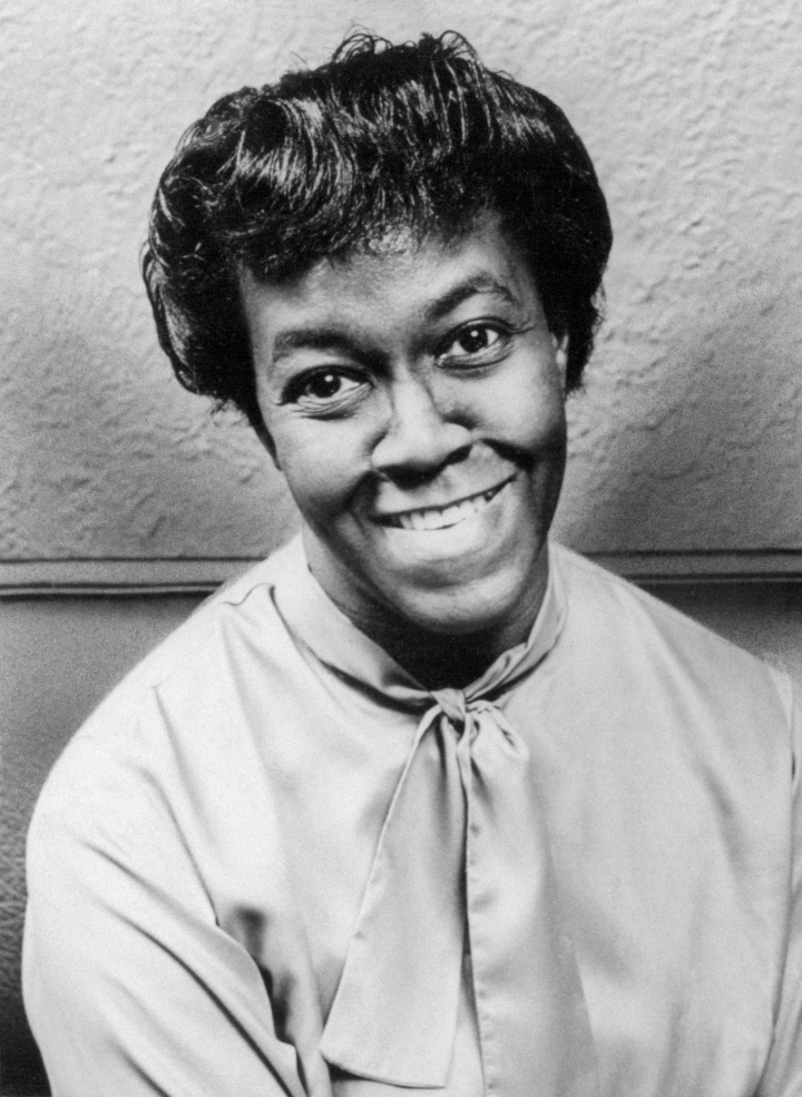 Gwendolyn Elizabeth Brooks (1917 – 2000)