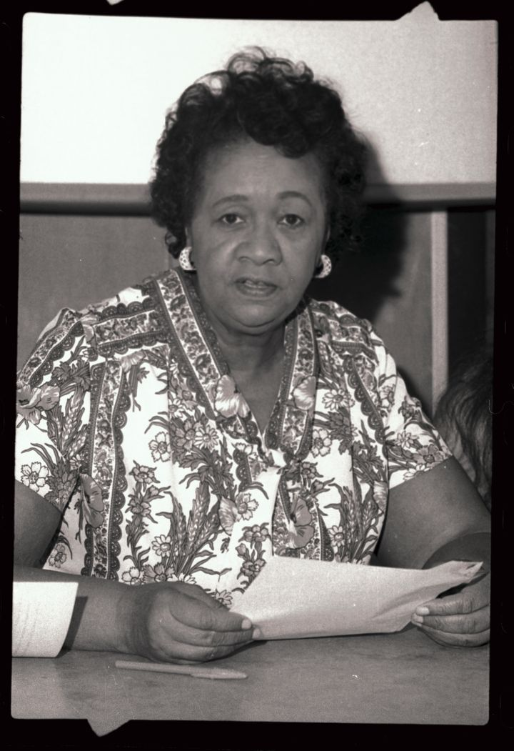 Dr. Dorothy Height
