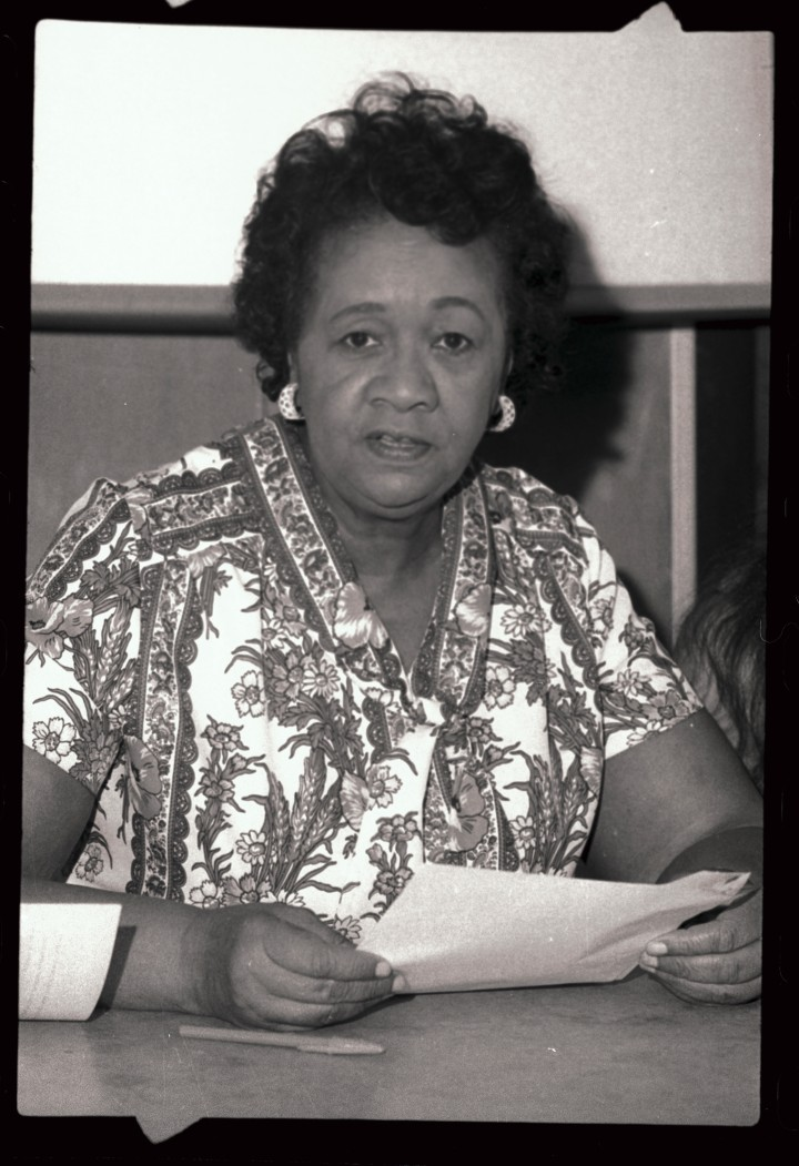 Dr. Dorothy Height (1912 – 2010)
