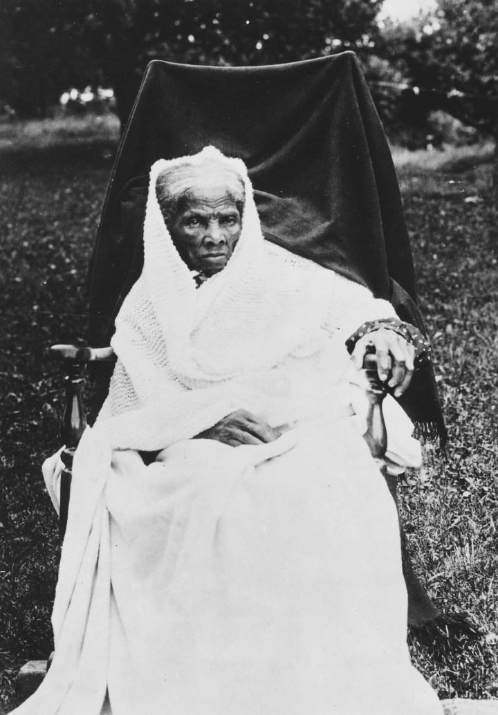 Harriet Tubman (1822 – 1913)