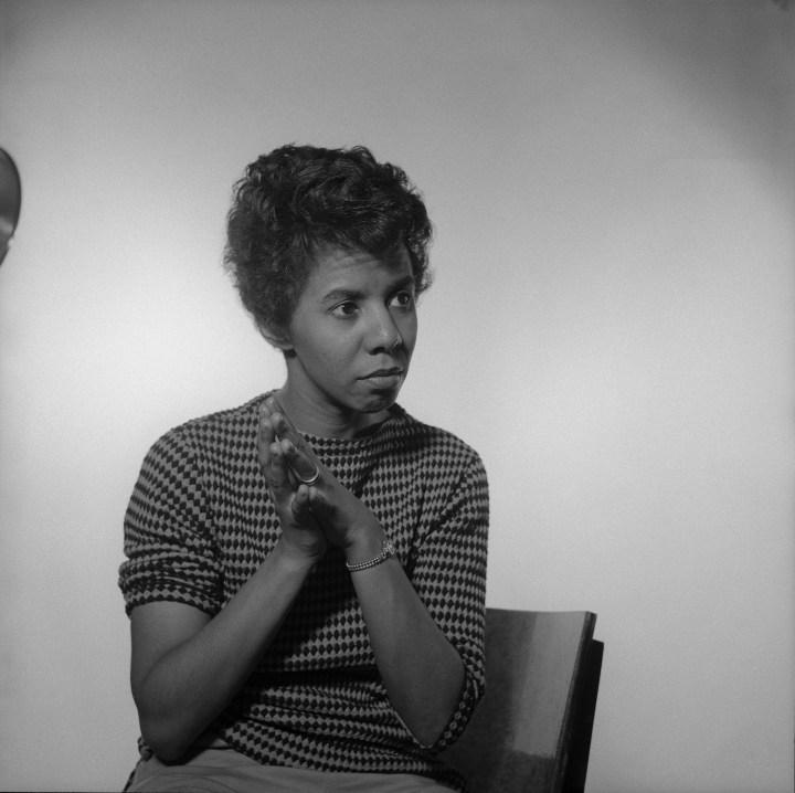 Lorraine Hansberry (1930 – 1965)