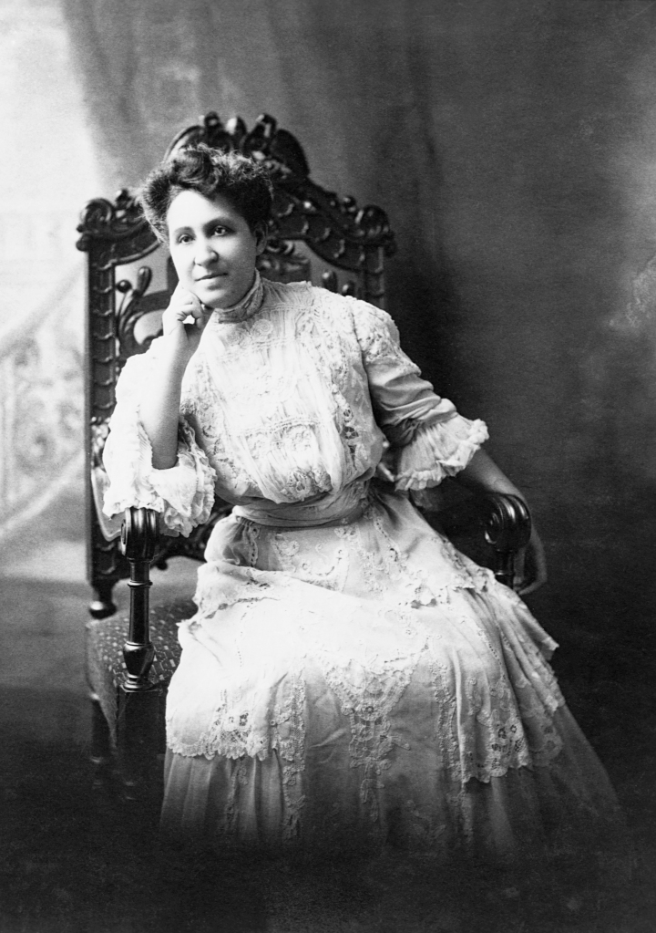 Mary Church Terrell (1863 – 1954)