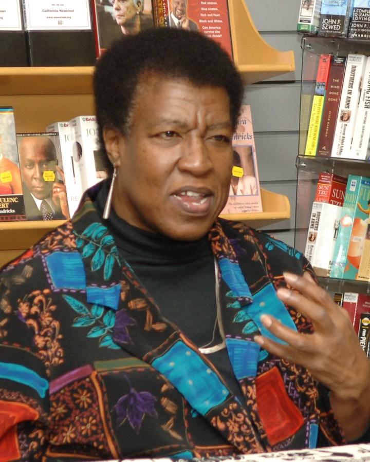 Octavia Butler (1947 – 2006)