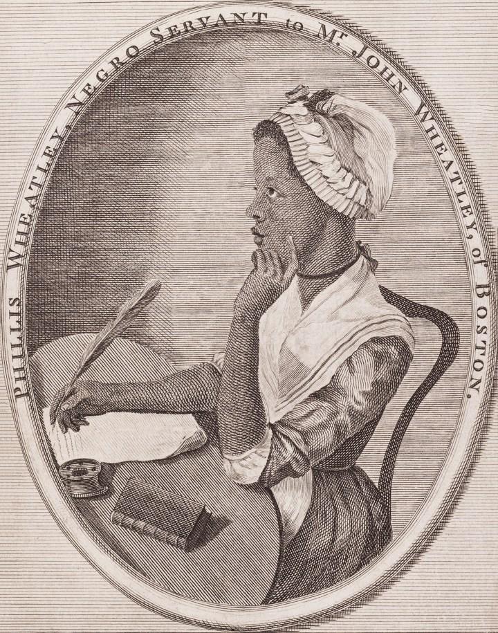 Phillis Wheatley (1753 – 1784)