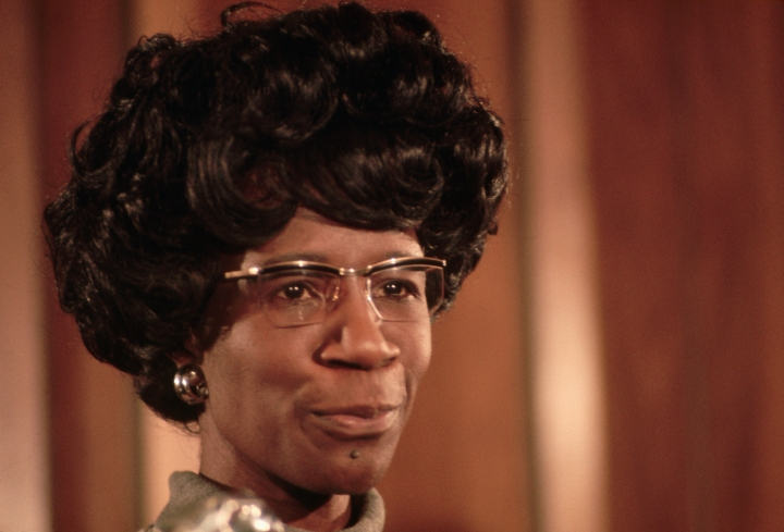 Shirley Chisholm (1924 - 2005)