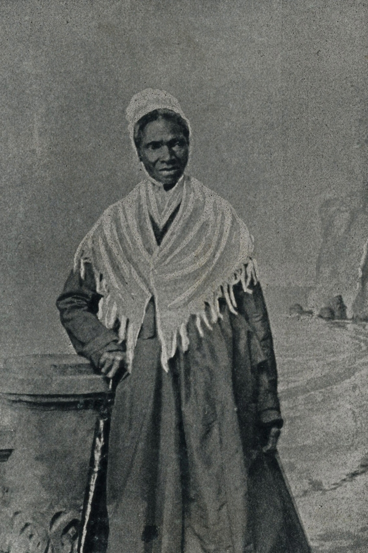 Sojourner Truth (1797 – 1883)