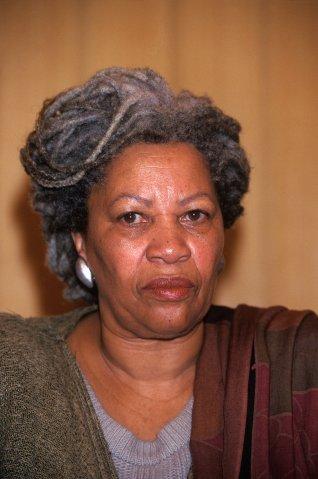 Portrait Of Author Toni Morrison...