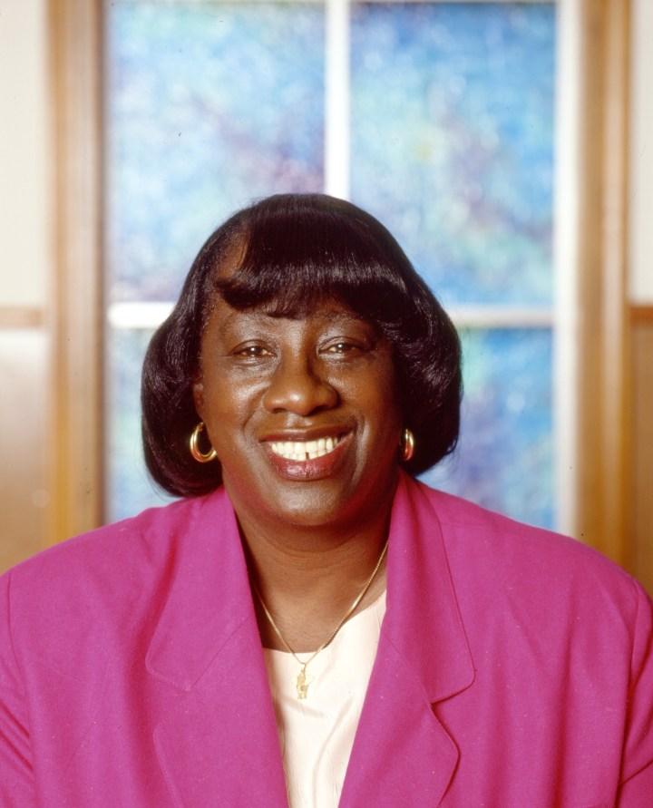 Unita Blackwell (1933 – 2019)