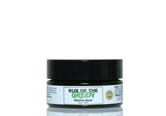 Aphorism Rub Of The Green