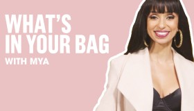 Mya What's In Your Bag