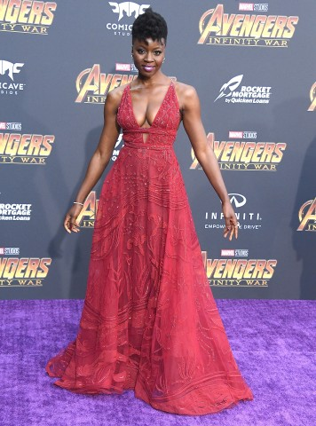 Premiere Of Disney And Marvel's 'Avengers: Infinity War' - Arrivals