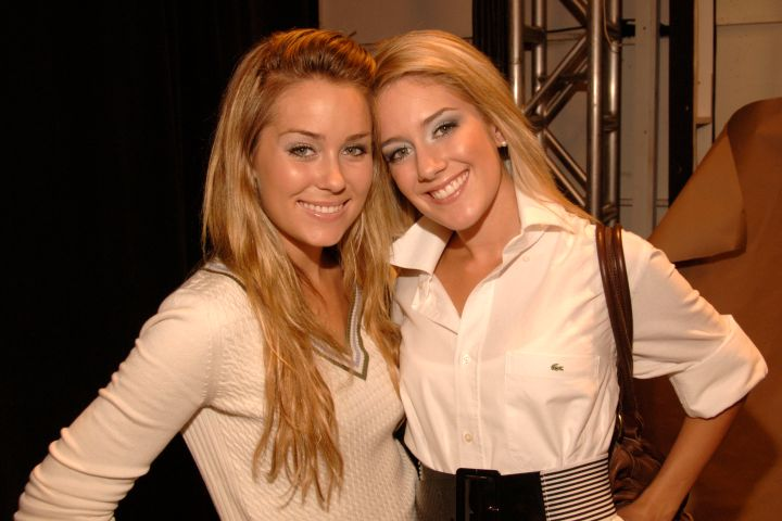 Heidi Montag & Lauren Conrad