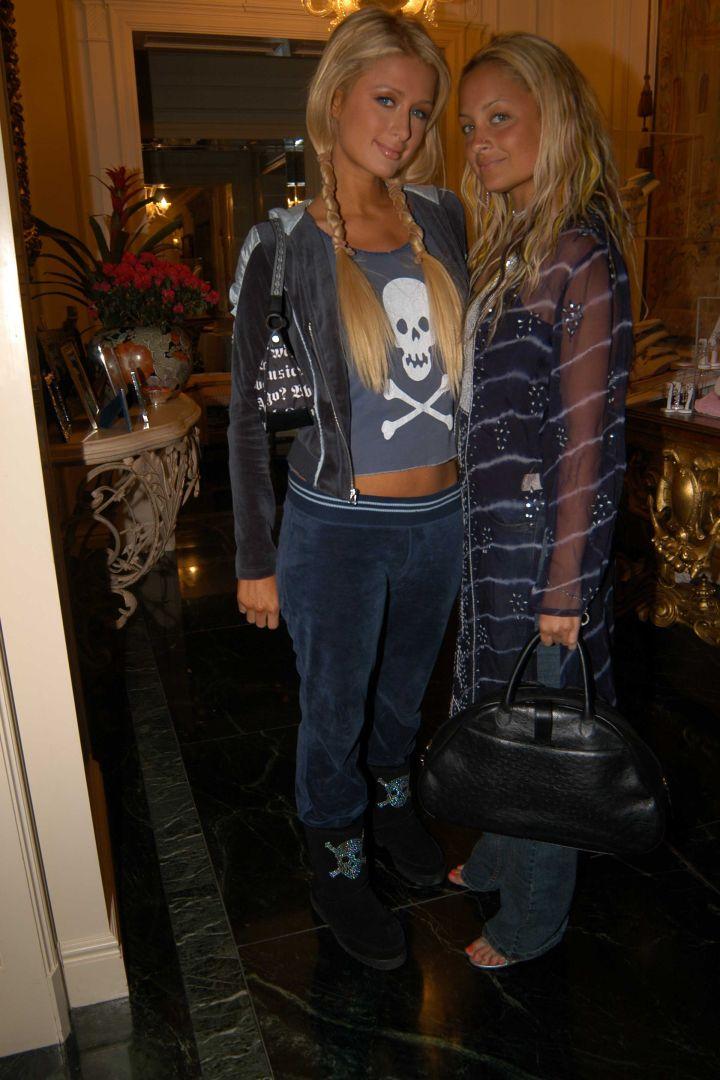 Paris Hilton & Nicole Richie