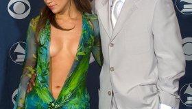 Jennifer Lopez Sean Puffy Combs at Grammy Awards