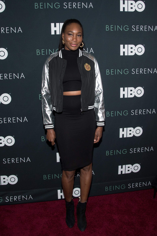 'Being Serena' New York Premiere