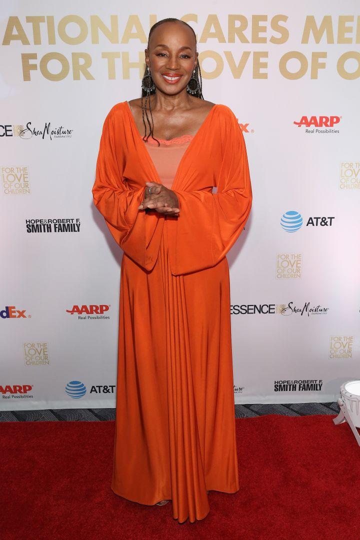 Susan Taylor- 2012 Inspiration Award