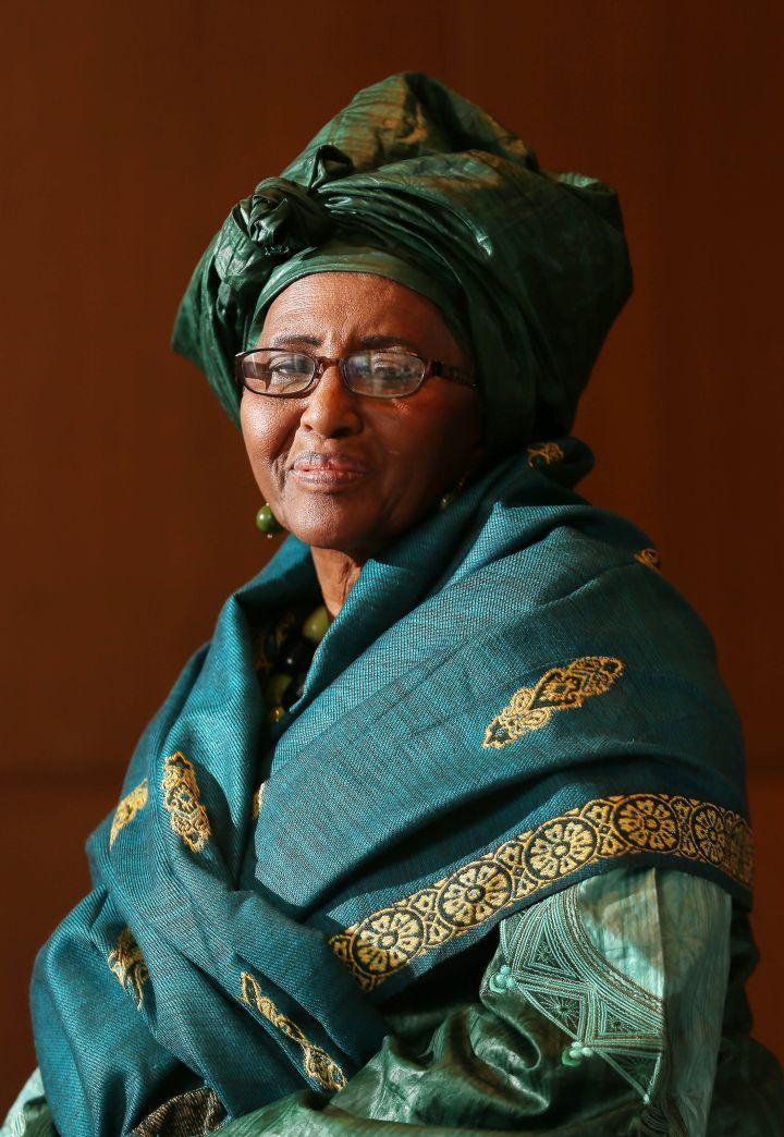 Dr. Hawa Abdi- 2012 Social Humanitarian Award