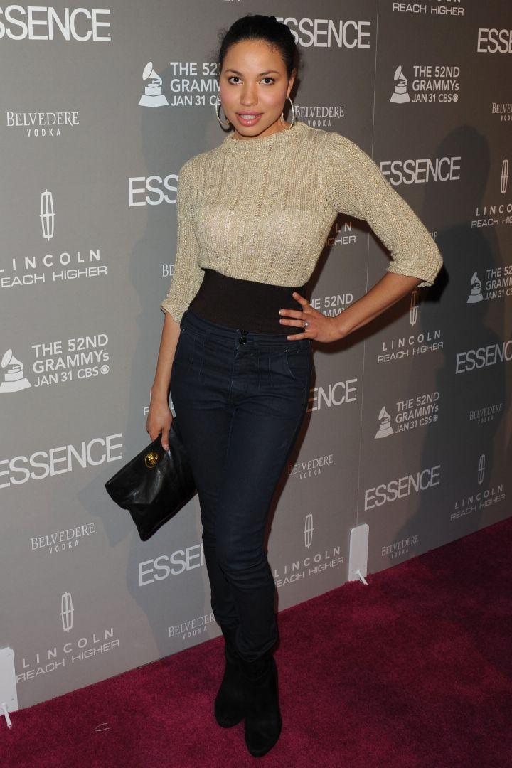 Jurnee Smollett attends 40th Anniversary Of ESSENCE Magazine at Sunset Tower Hotel