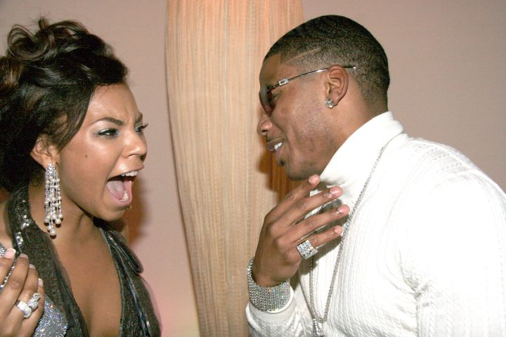 Nelly and Ashanti