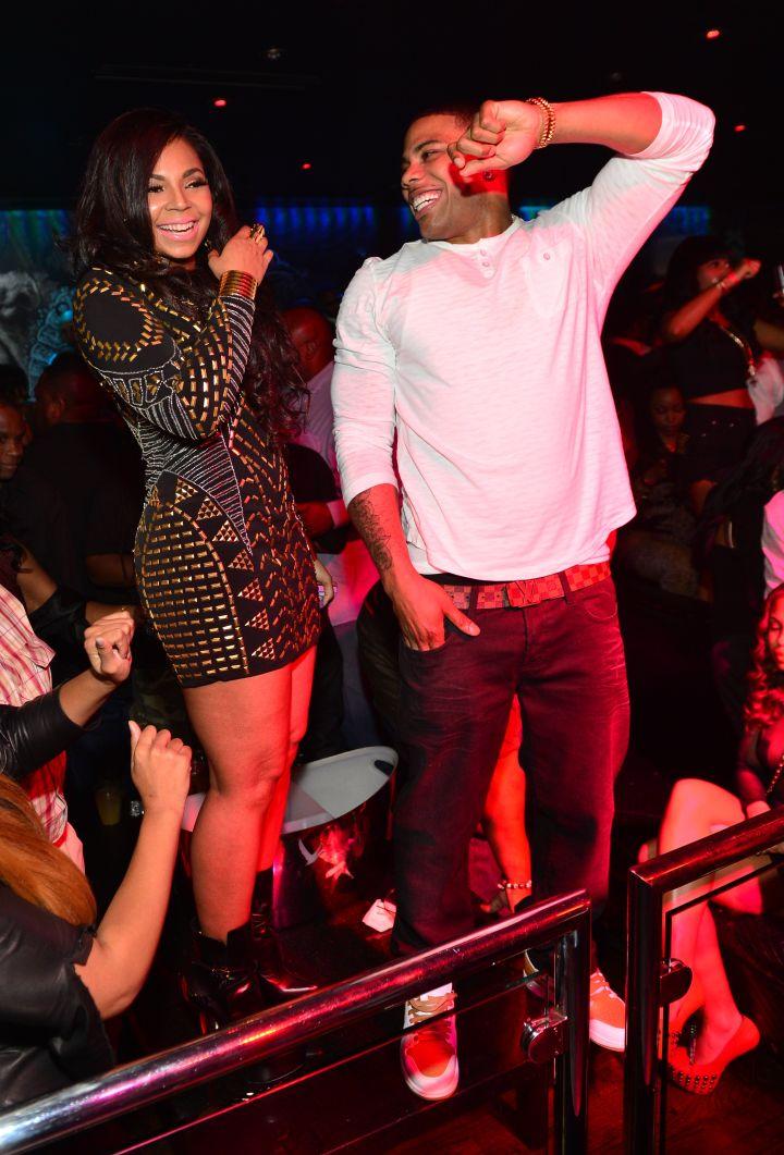 Nelly and Ahsnati
