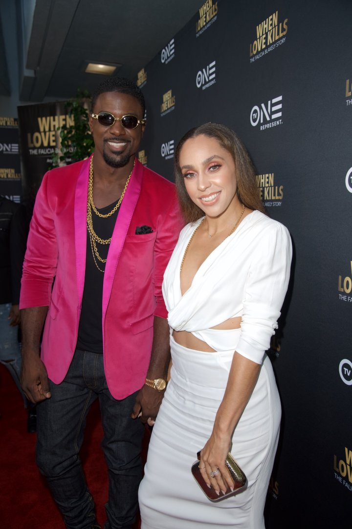 Lance Gross & His Lady Love