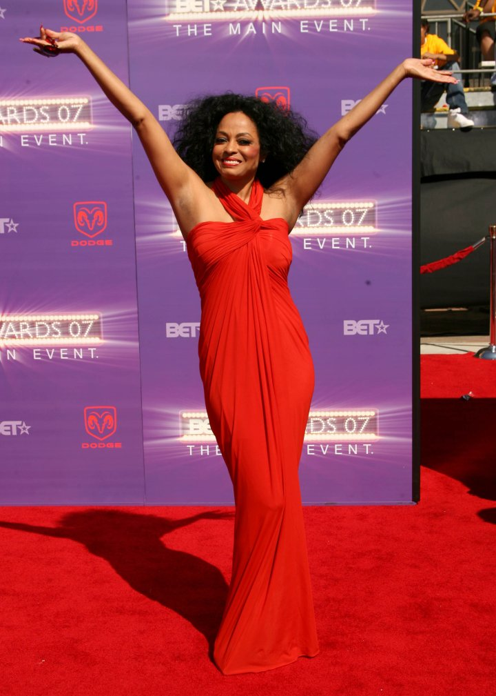 BET Awards 2007 - Arrivals