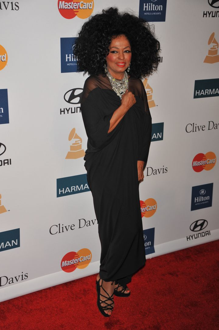 USA – Clive Davis And The Recording Academy's 2012 Pre-GRAMMY Gala And Salute To Industry