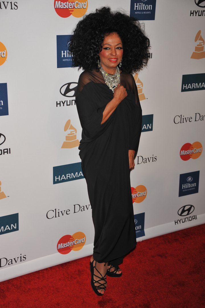 USA - Clive Davis And The Recording Academy's 2012 Pre-GRAMMY Gala And Salute To Industry