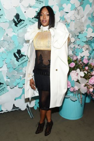Tiffany & Co. Paper Flowers Event And Believe In Dreams Campaign Launch