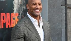 Premiere Of Warner Bros. Pictures' 'Rampage' - Red Carpet