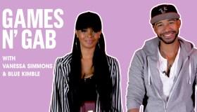 Vanessa Simmons & Blue Kimble Play Truth Or Dare | Games N' Gab