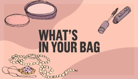 Video Franchise Thumbnail: What's In Your Bag