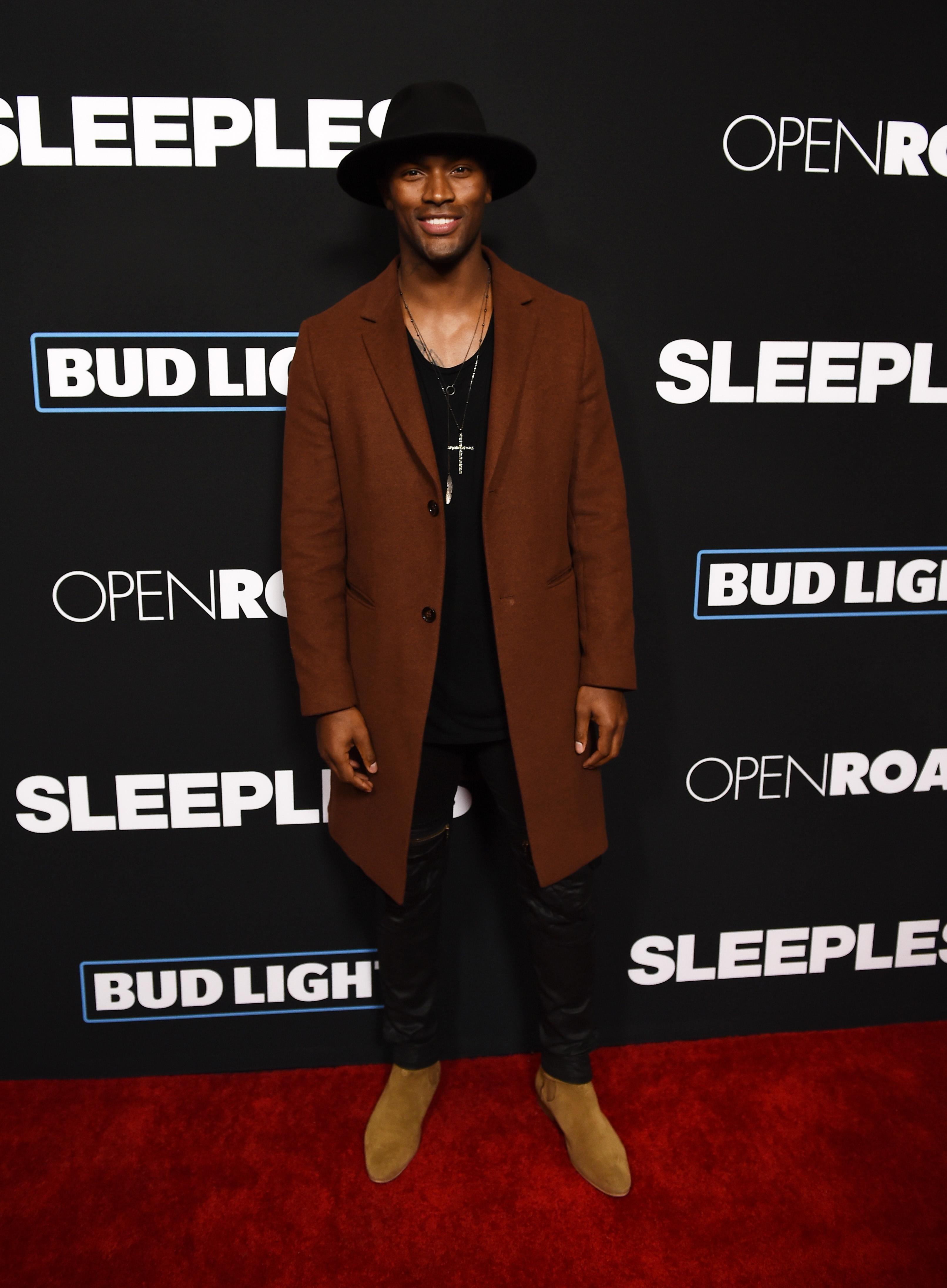 Premiere Of Open Road Films' 'Sleepless' - Arrivals