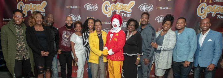 McDonald's Inspiration Gospel Tour