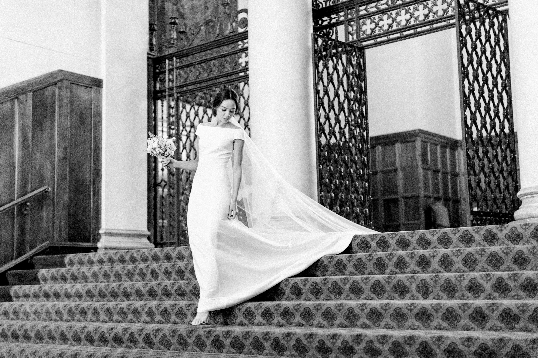 Floravere M. Markle Gown