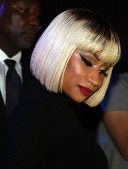 Nicki Minaj Hosts The Highline Ballroom