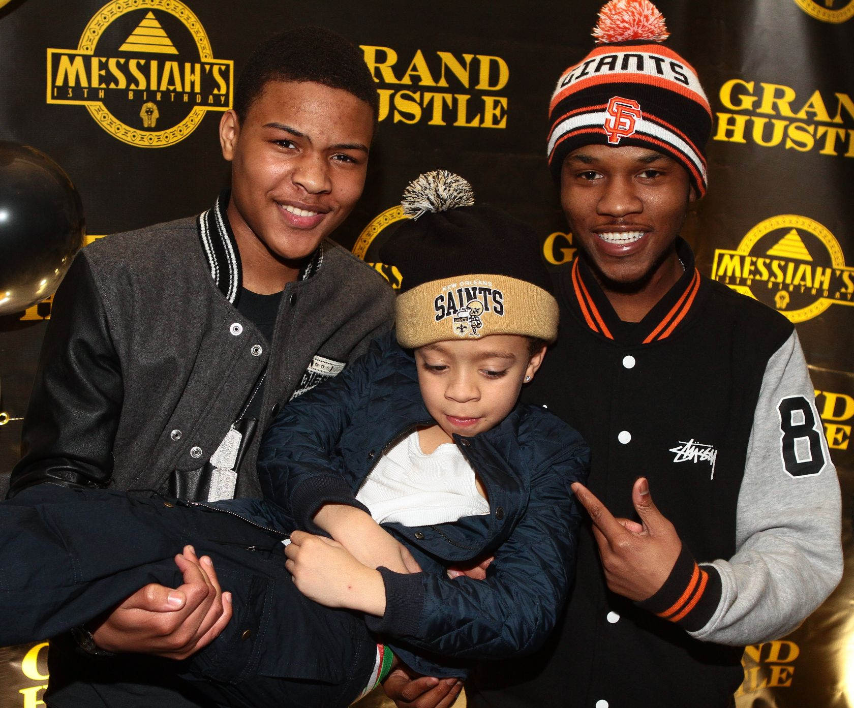 What Are T.I.'s Kid's Names?