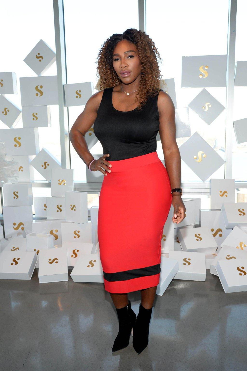 Serena Williams Clothing Line 'Serena'