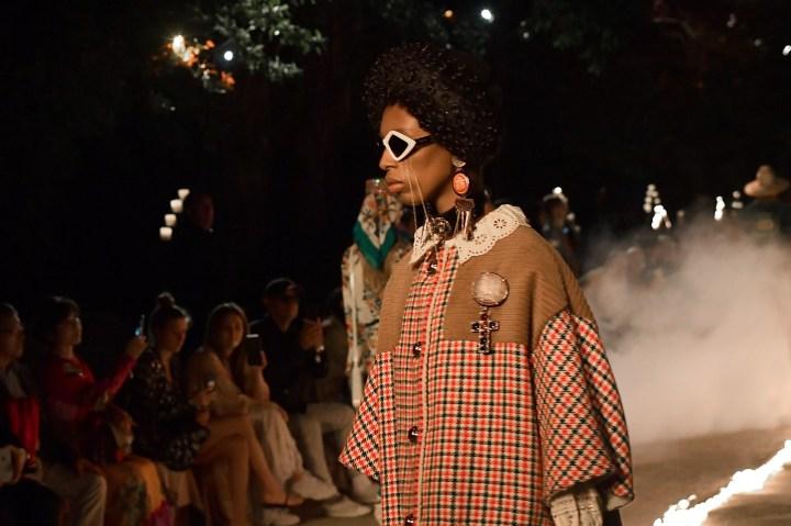 Gucci Cruise 2019 - Fashion Show