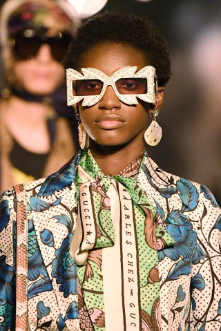 Gucci Cruise 2019 - Fashion Show
