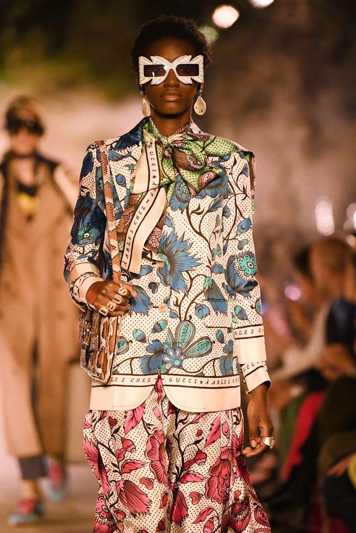 Gucci Cruise 2019 – Fashion Show