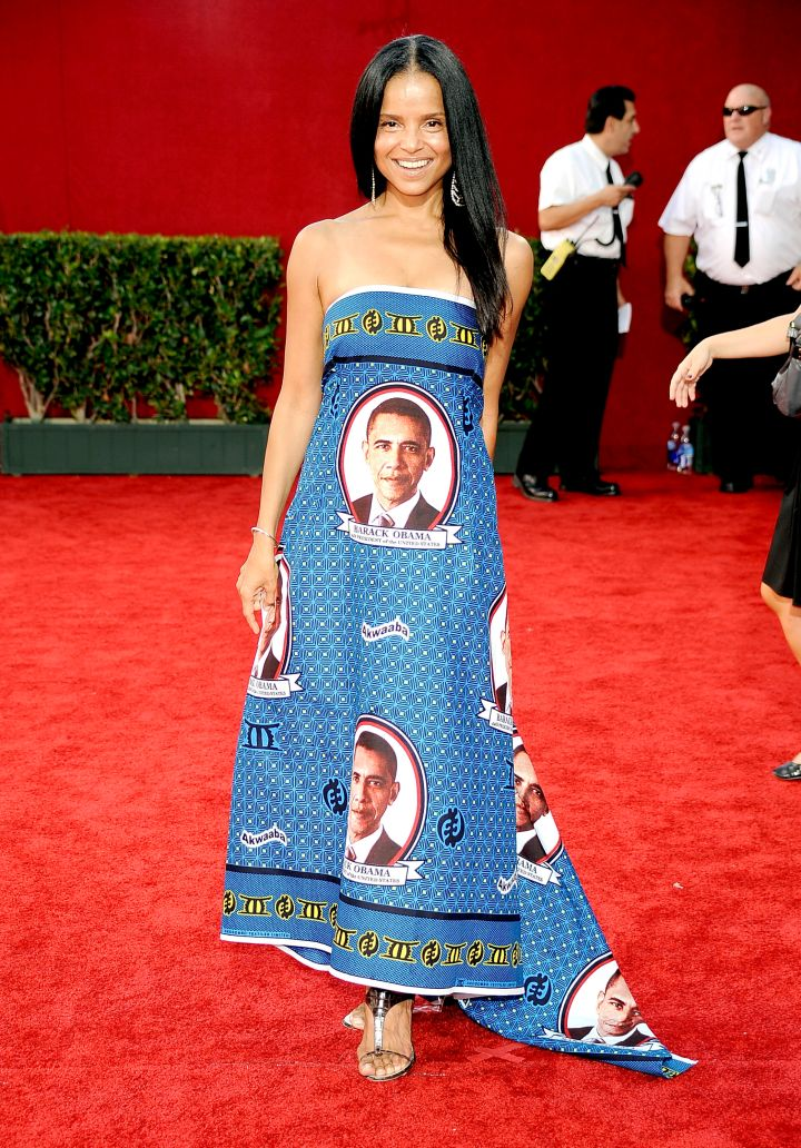 Victoria Rowell at the 61st Annual Primetime Emmy Awards