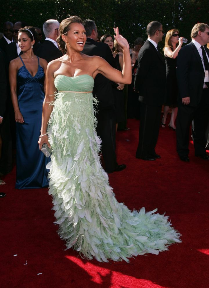 Vanessa Williams at The 59th Primetime EMMY Awards