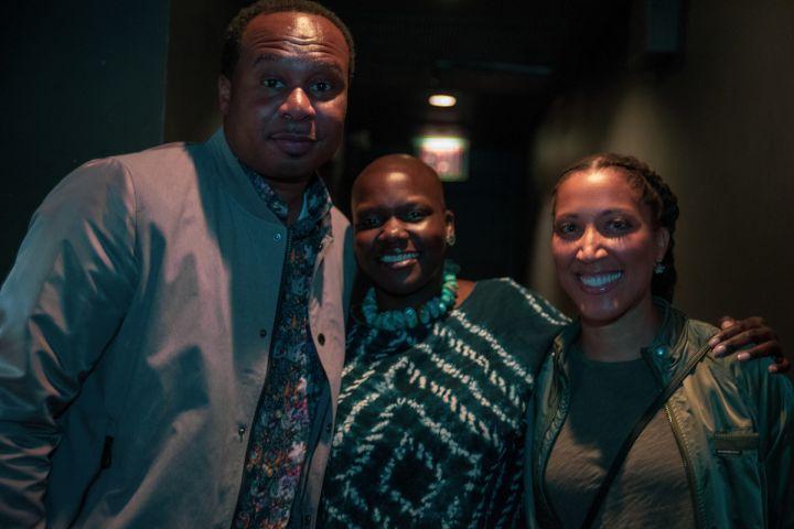 Roy Wood Jr., Agunda Okeyo & Robin Thede
