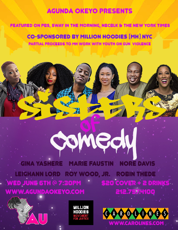 Sisters Of Comedy Show