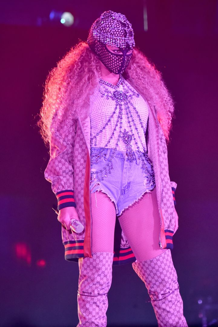 Beyoncé On The Run Tour II In June 2018