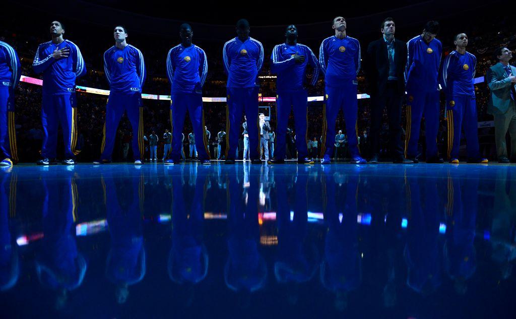 Denver Nuggets v Golden State Warriors - Game 2