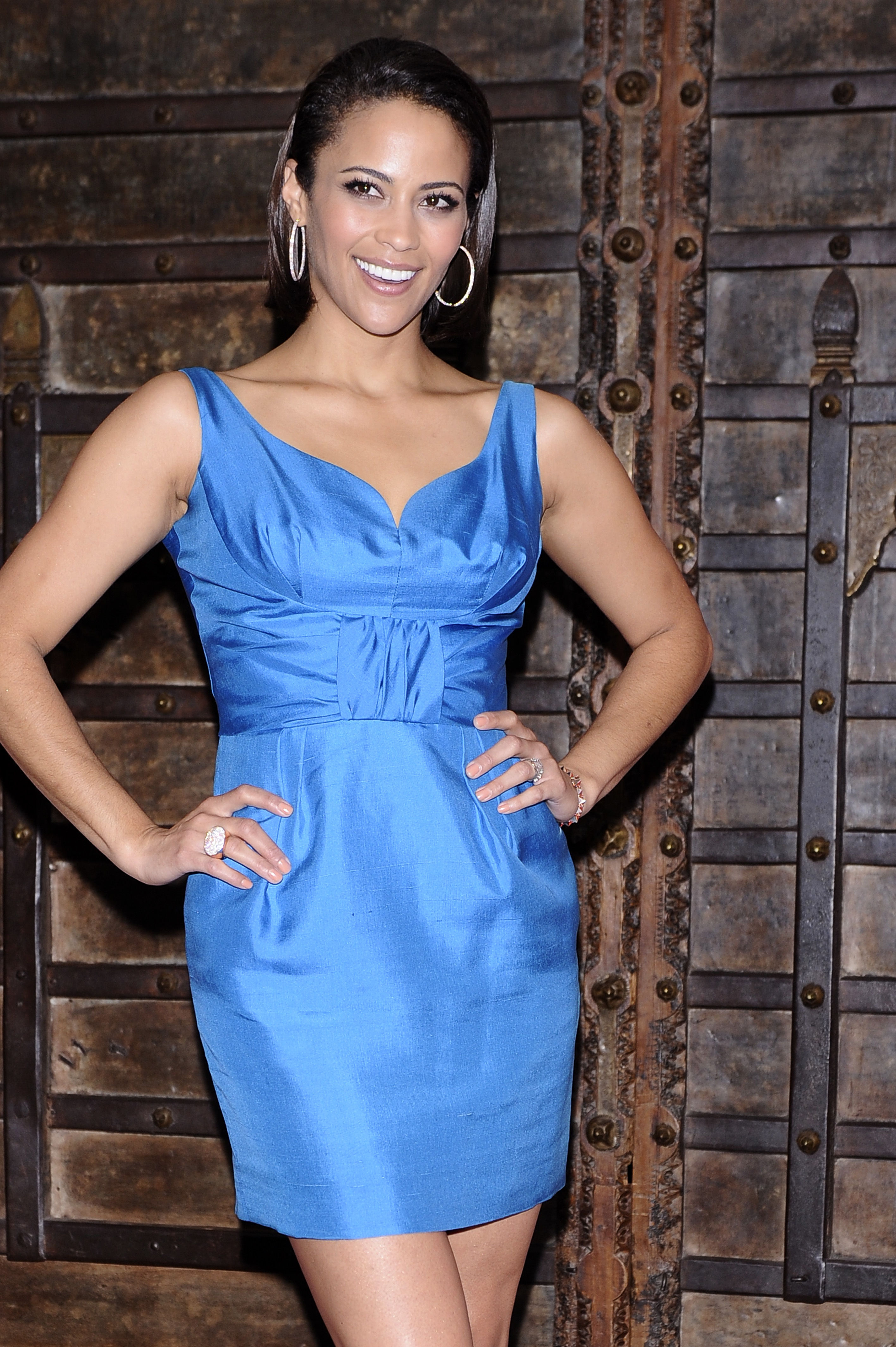 Paula Patton Says She Waiting For Her Son To Get Blacker