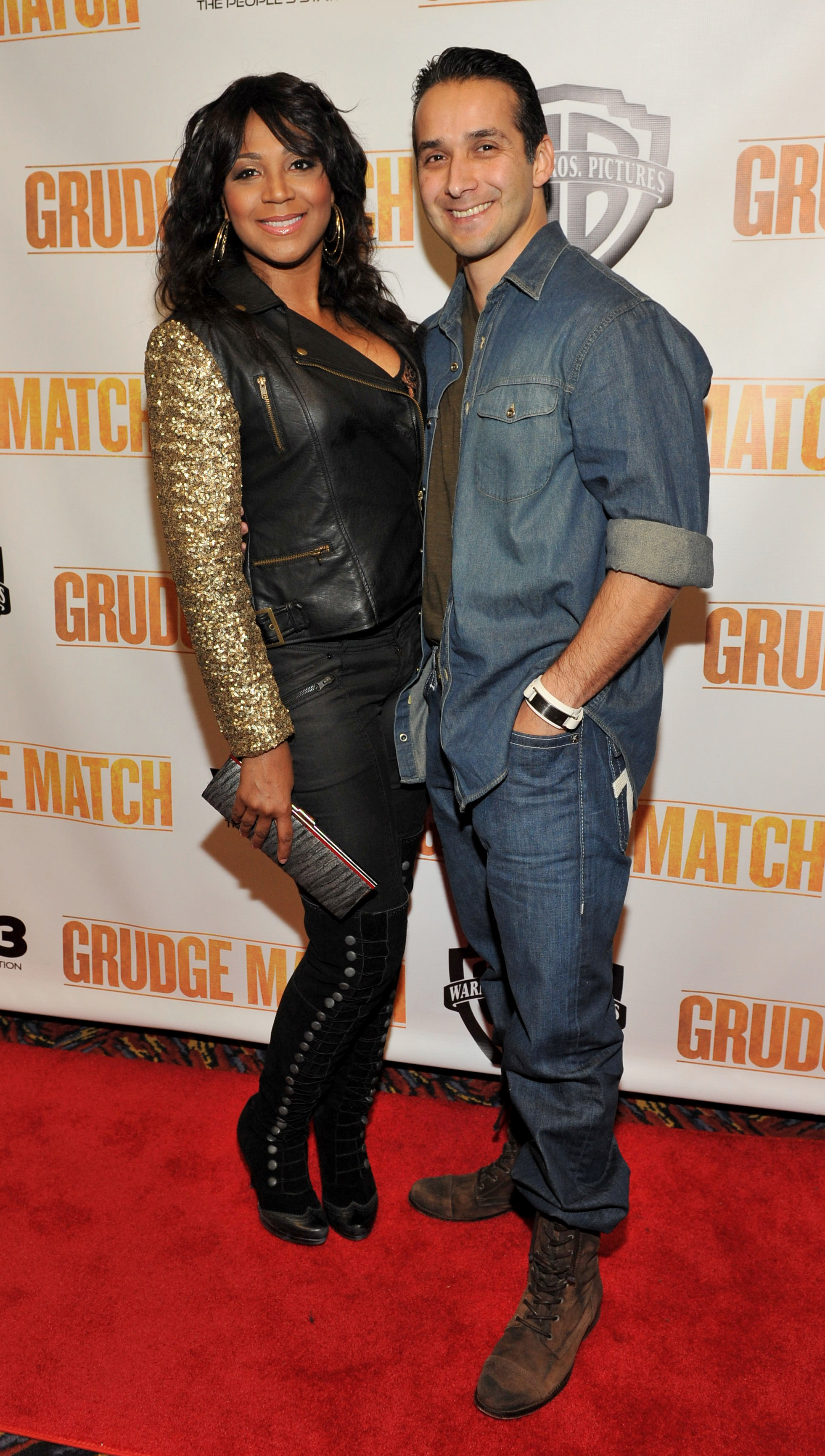 Trina Braxton's Husband Shares Braxton Family Secrets and His Privates Online