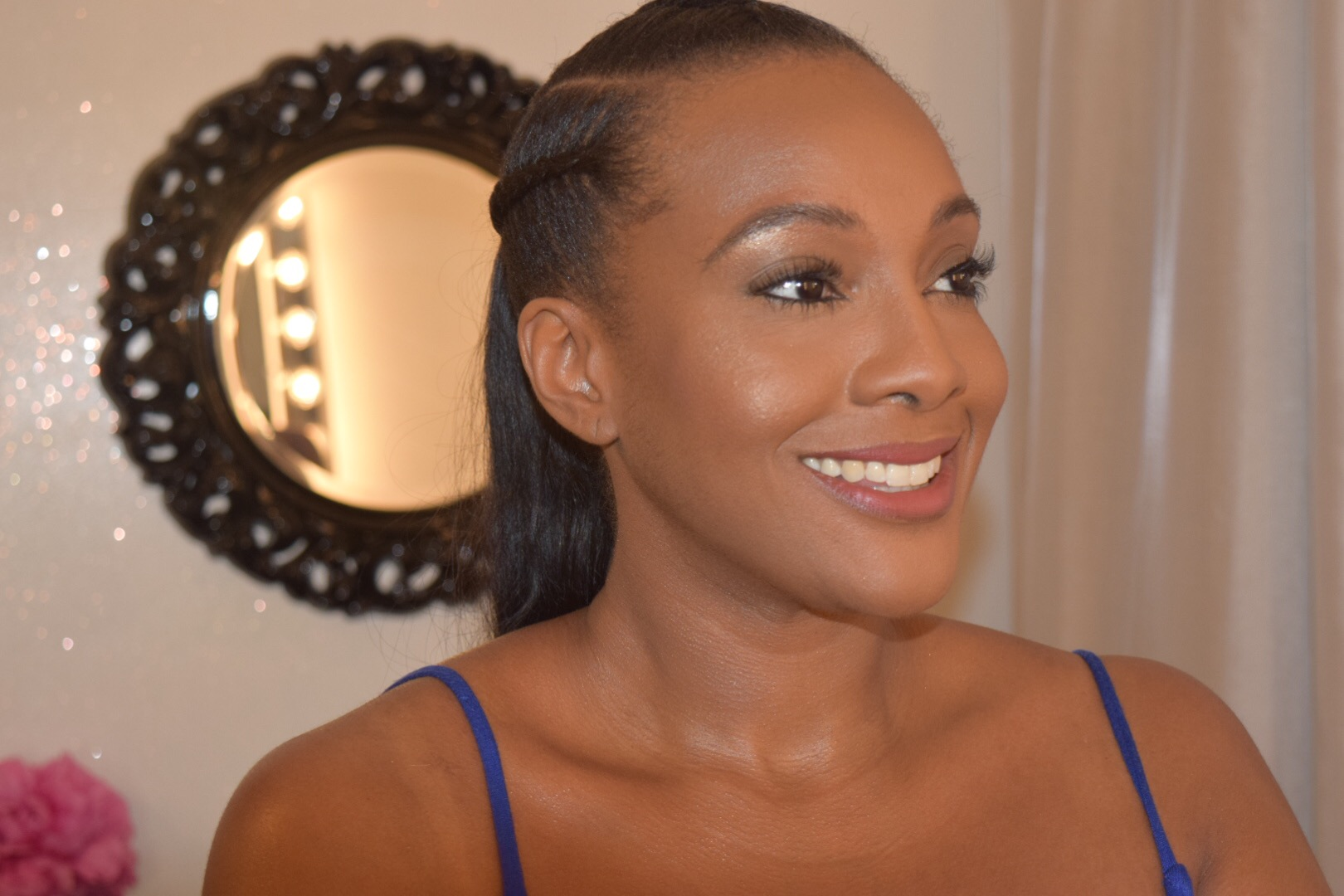 Danielle James Summer Makeup